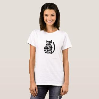 Camiseta Tiempo con los gatos