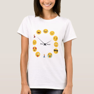 Camiseta Tiempo de Emoji