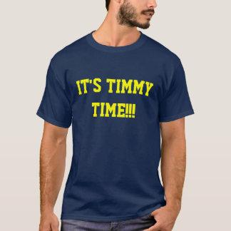 Camiseta Tiempo de Timmy