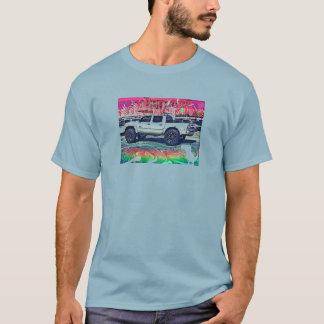 Camiseta TIEMPO del ataque de los camiones