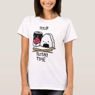 Camiseta ¡Tiempo del sushi!