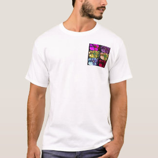 Camiseta Tiempos seis de las violetas