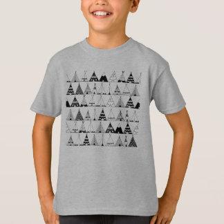 Camiseta Tienda india inspirada