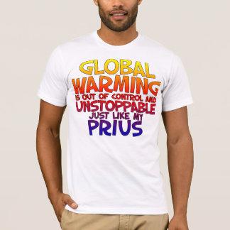 Camiseta Tierra contra Prius