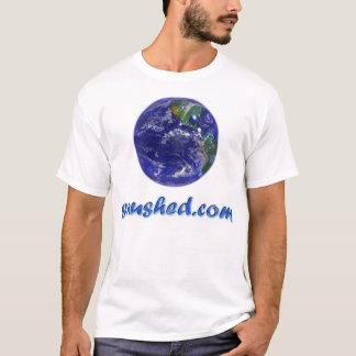 Camiseta tierra de snushed.com