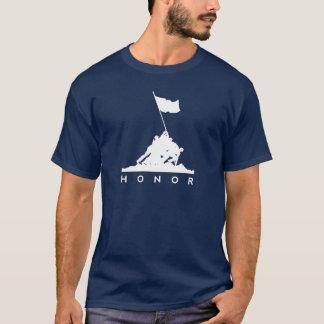 Camiseta Tierra del libre, debido al valiente