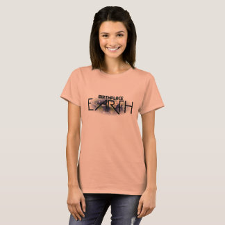 Camiseta Tierra del lugar de nacimiento