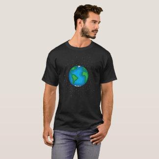 Camiseta Tierra del pixel