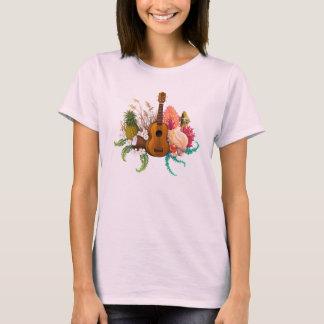 Camiseta Tierra y mar del Ukulele