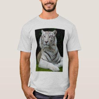 Camiseta Tigre blanco majestuoso