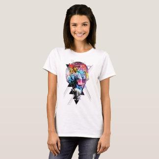 Camiseta Tigre cósmico
