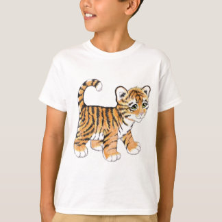 Camiseta Tigre Cub
