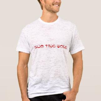 Camiseta Tintín Wong de la suma