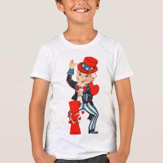 Camiseta Tío Sam de Chibi