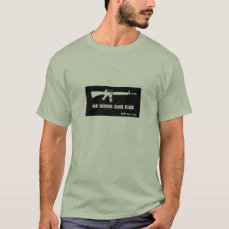 Camiseta Tiramos a niños de EMO