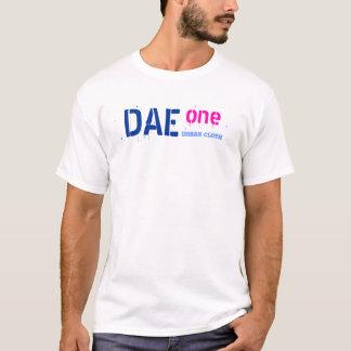 Camiseta tiro de la plantilla