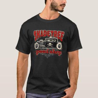 Camiseta Tiro Rod de la tienda de la velocidad del árbol de