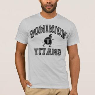 Camiseta Titanes del dominio