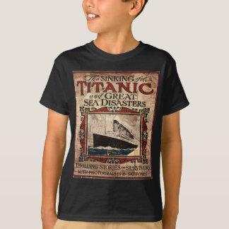 Camiseta Titánico