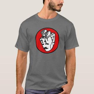 Camiseta Toasterhead Tesla Red2