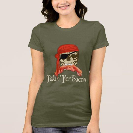 Camiseta Tocino del YER del Takin