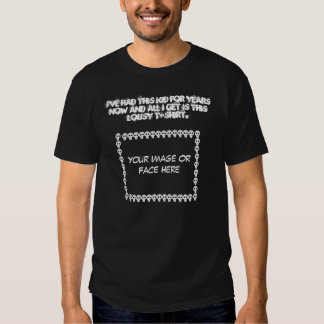 Camiseta toda del día de padre que conseguí