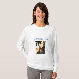 Camiseta Toda la paz de Idina de las cosas