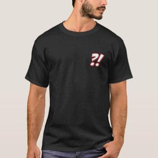 Camiseta Toda la vida del YER de WTF, encima