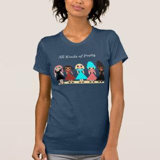 Camiseta Todas las clases de bonito