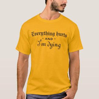 Camiseta Todo daña