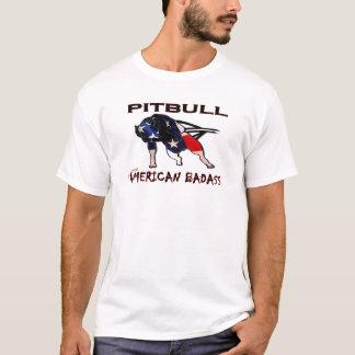Camiseta Todo el Badass americano