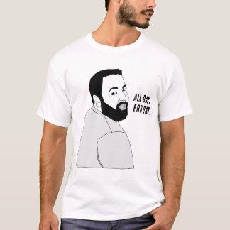 Camiseta Todo el día. Yerra el día