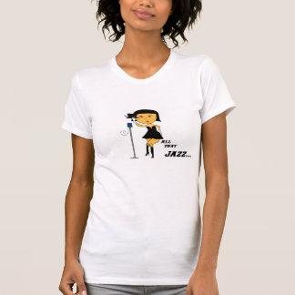 Camiseta Todo ese jazz