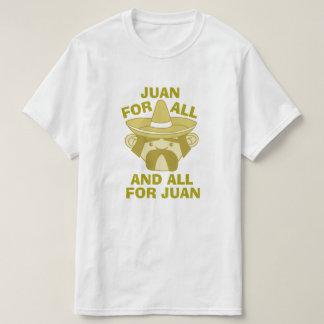 Camiseta Todos para Juan