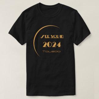 Camiseta Toledo del eclipse