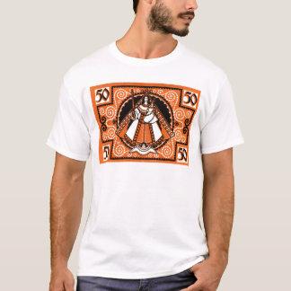 Camiseta Tolerancia 1921 del billete de banco de Kevelaer