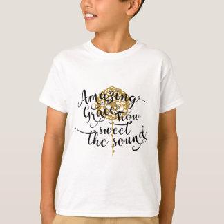 Camiseta Tolerancia asombrosa, cómo es dulce el sonido