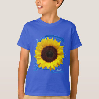Camiseta tolerancia de las Sun-luces