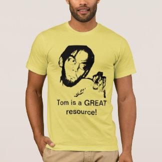 Camiseta ¡Tom es un GRAN recurso!