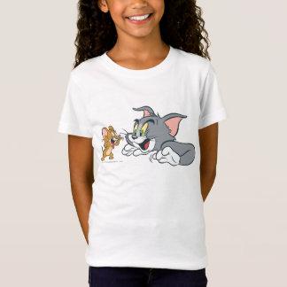 Camiseta Tom y Jerry hace caras