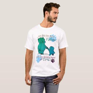 Camiseta Toma alguien especial para ser un papá…