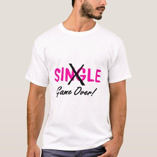 Camiseta Tomado (juego sobre rosa)