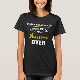 Camiseta Tomado por un TINTÓREO impresionante. Cumpleaños