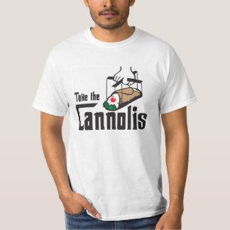 Camiseta Tome el Cannoli