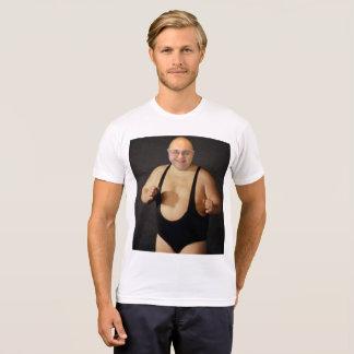 """Camiseta Tommy el """"individuo más duro en NJ"""" Sellitto"""