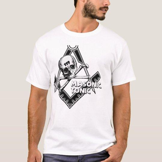 Camiseta tónica masónica