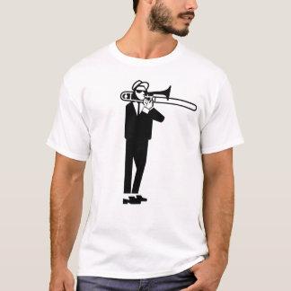 Camiseta Tono del Trombone 2 de Ska Walt Jabsco