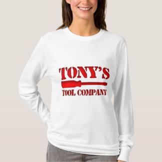 Camiseta Tool Company de Tony