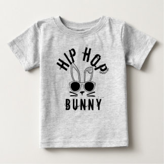camiseta top del bebé de pascua de la primavera