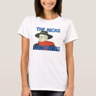 Camiseta, top o sudadera con capucha de Ricks